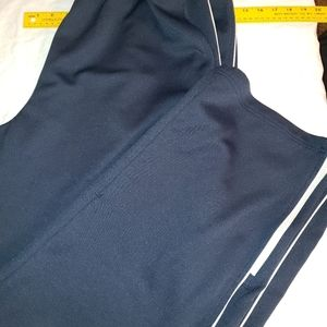 Adidas sz. 2xl mens navy blue trackpants